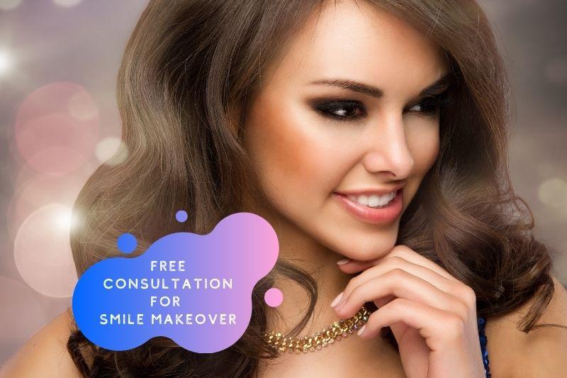 Free Smile Makeover Consultation in Melbourne-Dentist Blackburn-Smilemakeover-beautiful woman smiling after having a smile makeover