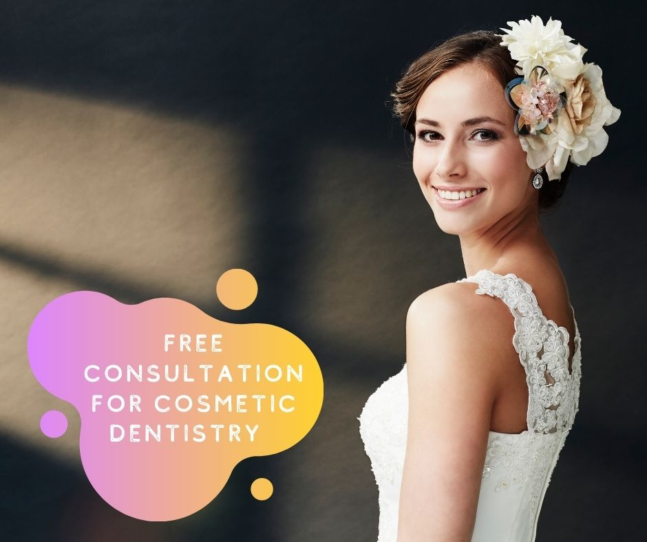 Free  consultation for cosmetic dentistry in Melbourne-Blackburn dentist