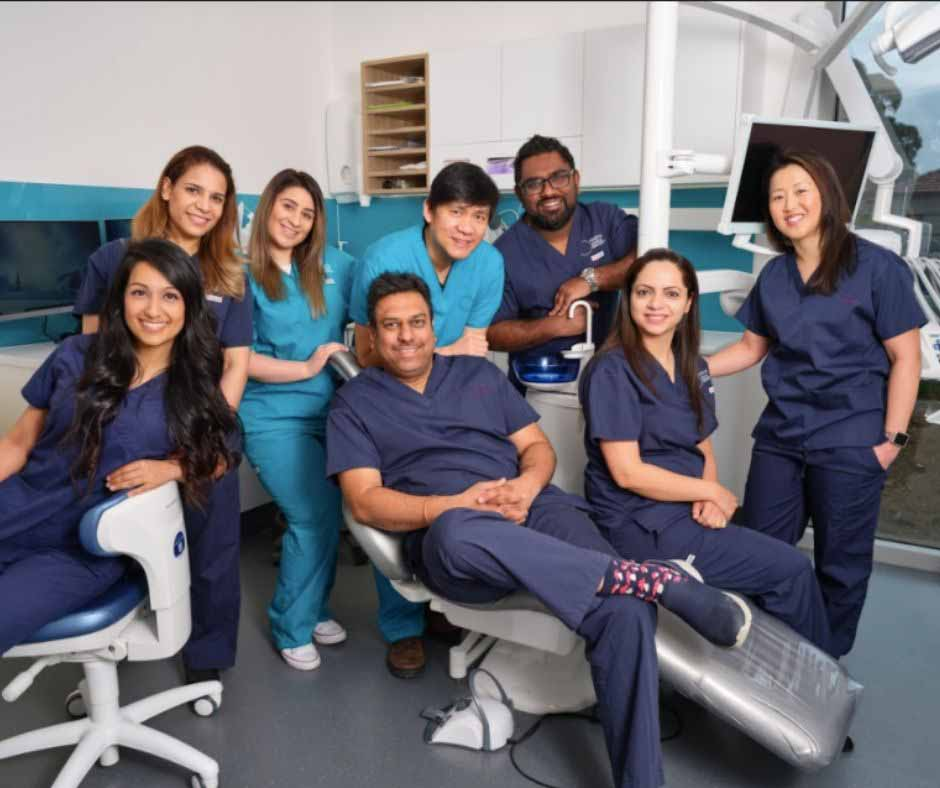 A Healthy Smile With Healthy Smiles Dental Group, Your Local Blackburn Dentist in Melbourne