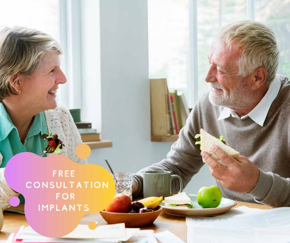 Complimentary Dental Implants Consultation In Melbourne
