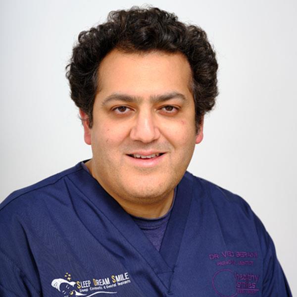 Dr Rishi Mehra