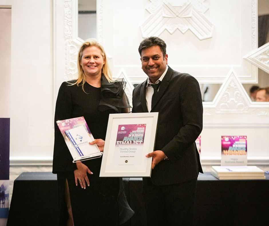 Award-winning emergency dental surgery in Blackburn, Melbourne: