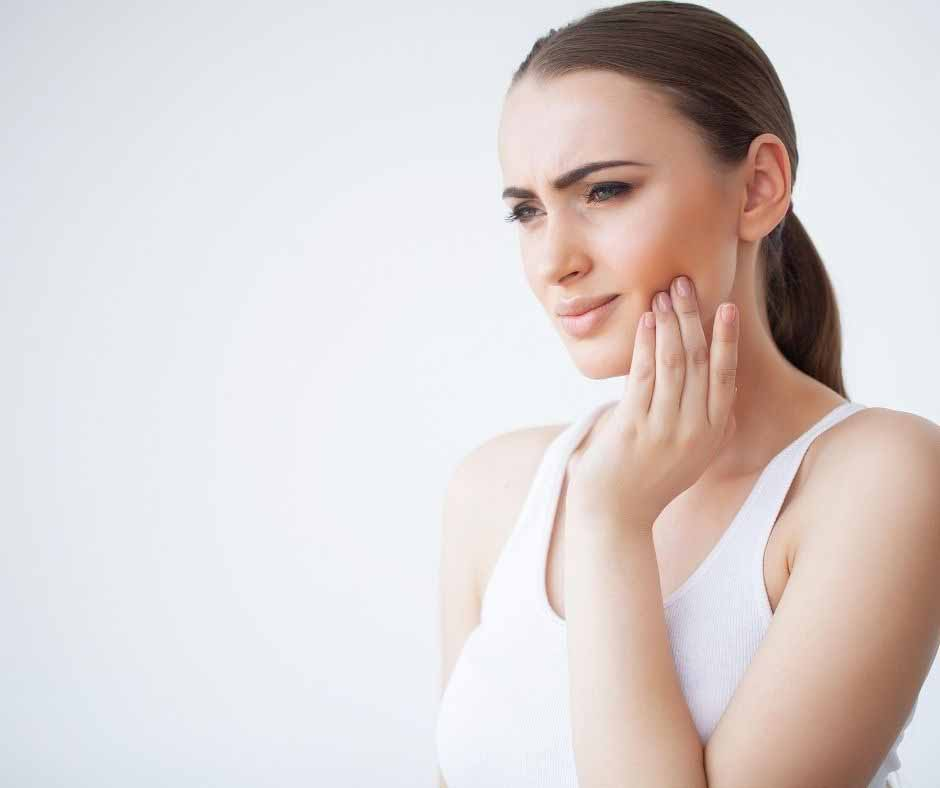 Can worn out teeth be ignored?