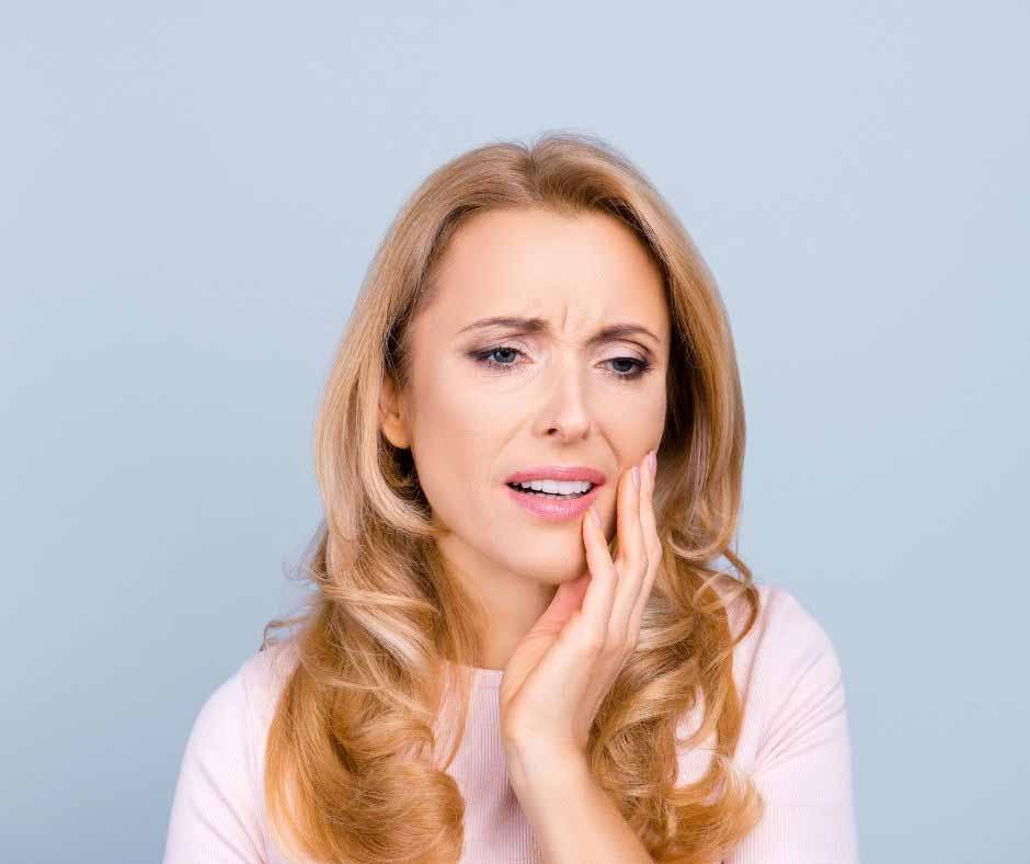 Dental abscess treatment Blackburn