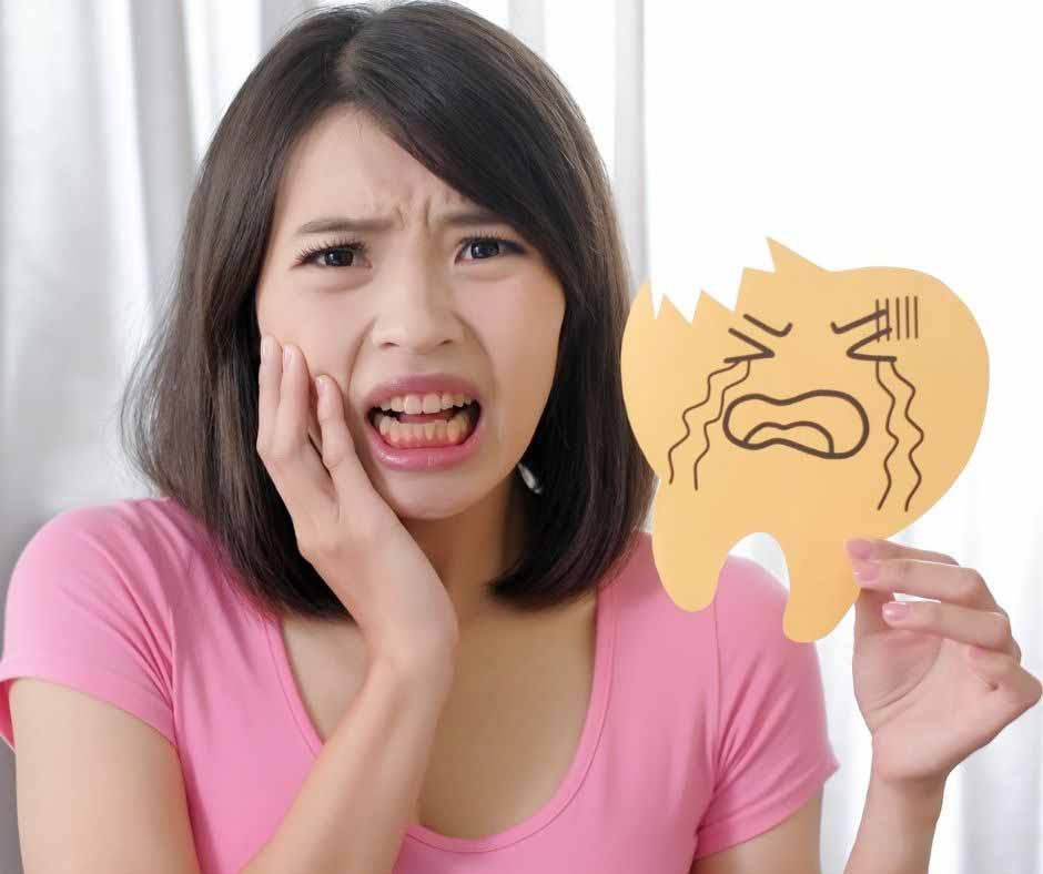 Tooth Decay and Plaque treatment Blackburn