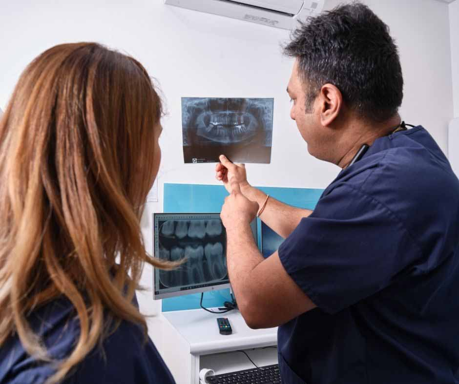 Why is it important to get a dental check-up and clean