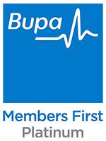 BUPA members