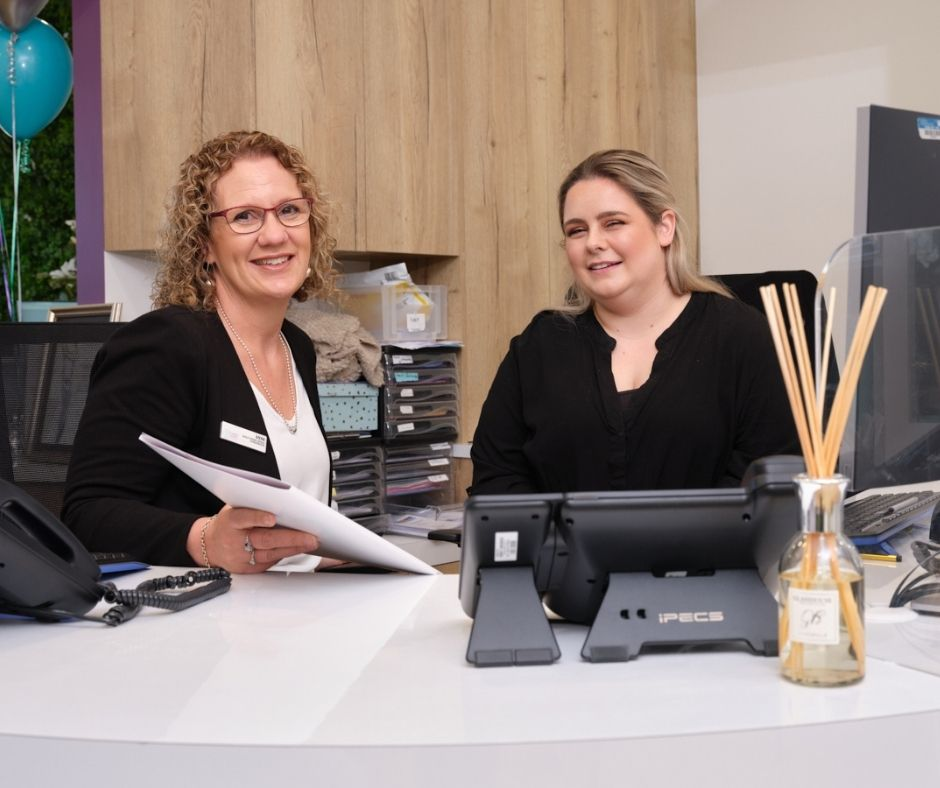 treatment coordinators to explain the cost of dental implants at Melbourne cosmetic Dentist