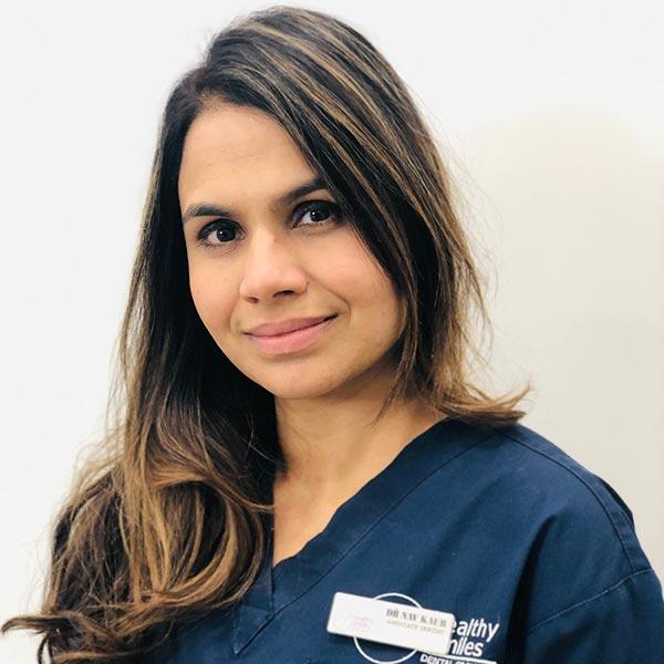 Dr Navdeep Nagra
